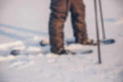 bigstock-Man-With-Snowshoe-On-The-Snow--