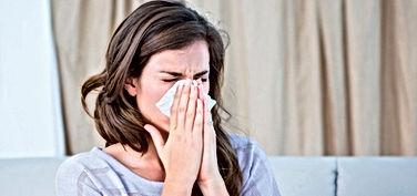 rinite alérgica, alergia respiratória, coceira nariz, espirros, coriza