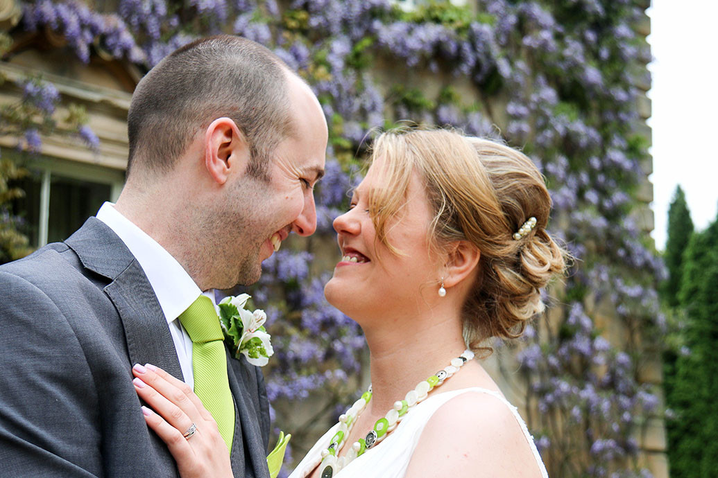 Erika and Ben's July Wedding at Eshott Hall