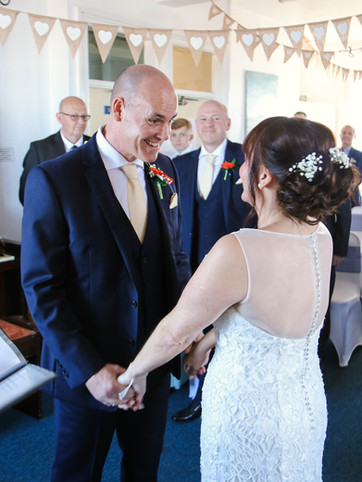 Wedding vows intimate wedding