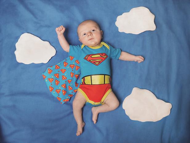 Baby Superman Arther