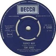 Puppet Man Decca 1971