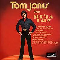 Tom Jones Sings She's A Lady Parrot 1971