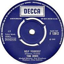 Help Yourself Decca 1968