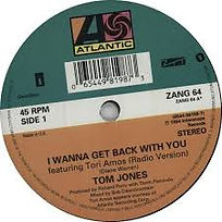 I Wanna Get Back With You Interscope 1995