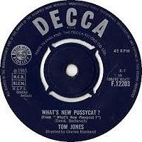 What's New Pussycat? Decca 1965