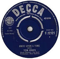 Once Upon A Time Decca 1965