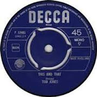 This and That Decca 1966