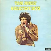 Tom Jones' Greatest Hits Parrot 1973