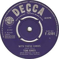 With These Hands Decca 1965