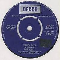 Golden Days Decca 1973
