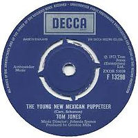 The Young New Mexican Puppeteer Decca 1972