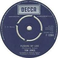 Pledging My Love Decca 1974
