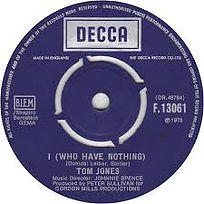 I Who Have Nothing Decca 1970