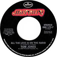 All The Love Is On The Radio Polygram 1984