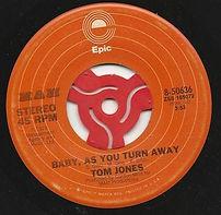 Baby As You Turn Away MAM 1976