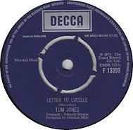 Letter to Lucille Decca 1973