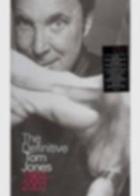 The Definitive Tom Jones 4 CD Box Set (UK) Universal 2003