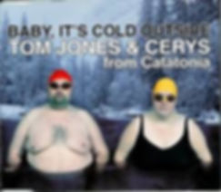 Baby It's Cold Outside with Cerys Matthews Gut Records 1999