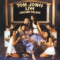 Tom Jones Live At Caesars Palace Parrot 1971