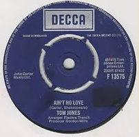 Ain't No Love Decca 1975