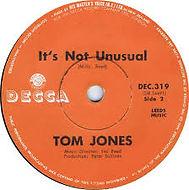 It's Not Unusual Decca 1965