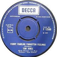 Funny Familiar Forgotten Feelings Decca 1967