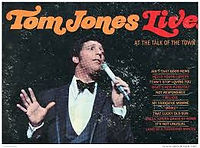 Tom Jones Live At The Talk Of The Town Parrot 1967