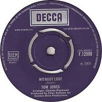 Without Love Decca 1969