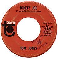 Lonely Joe Columbia 1965