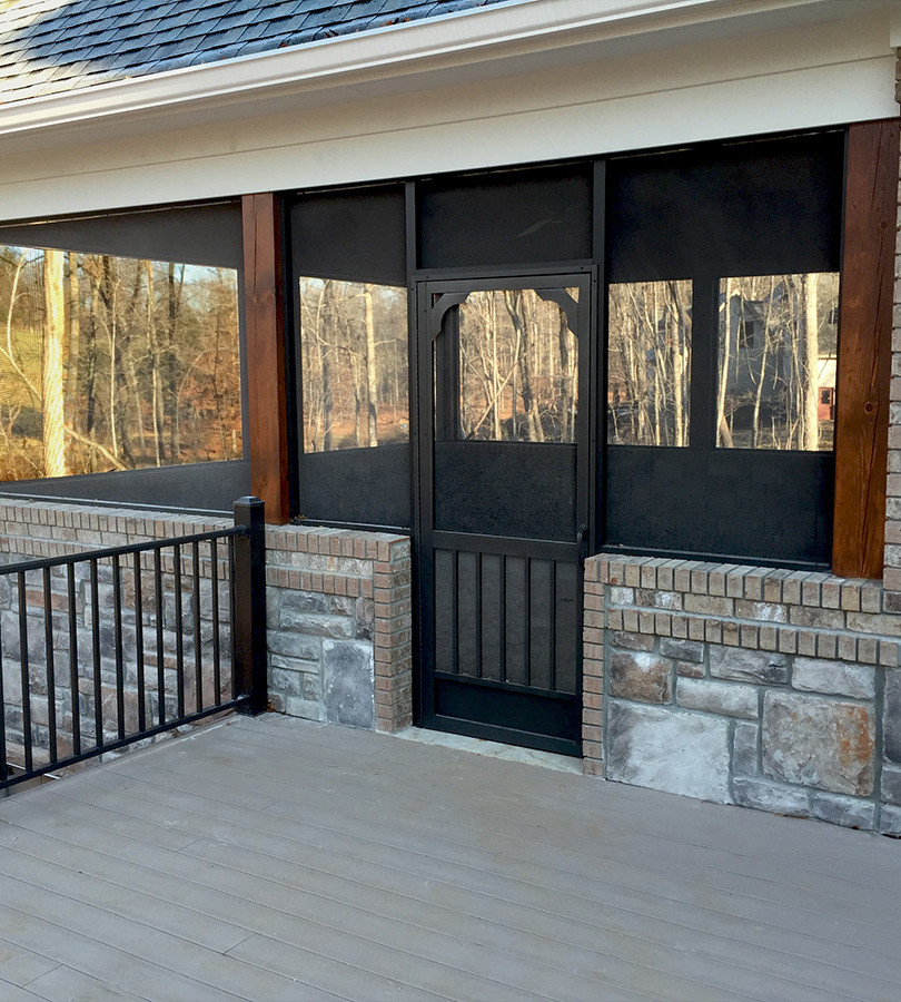 PCA screen door patio