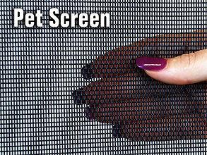 Screen Sample Pet Screen