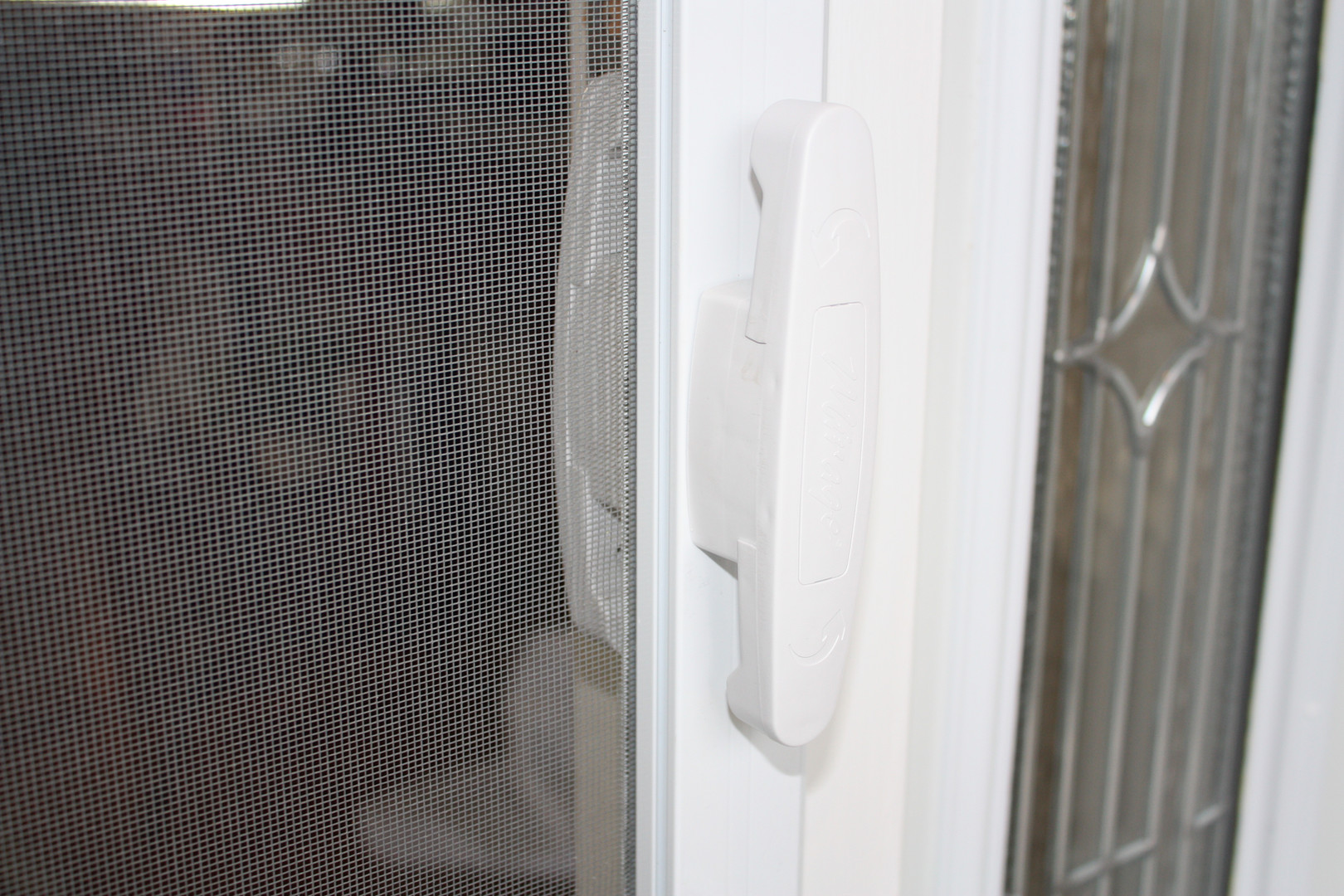 Pivot pro handle Mirage Retractable screen door