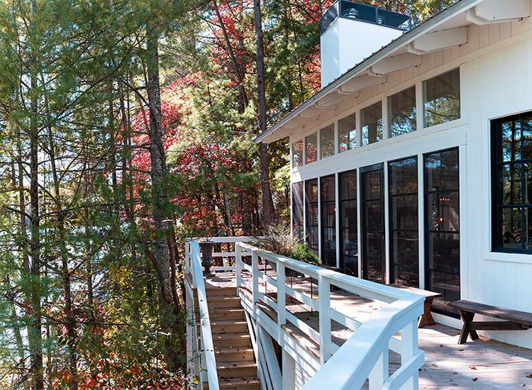 Porch conversion