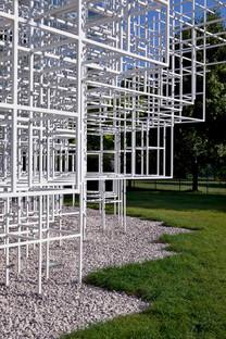 Serpentine Pavilion 2013, London. Sou Fujimoto