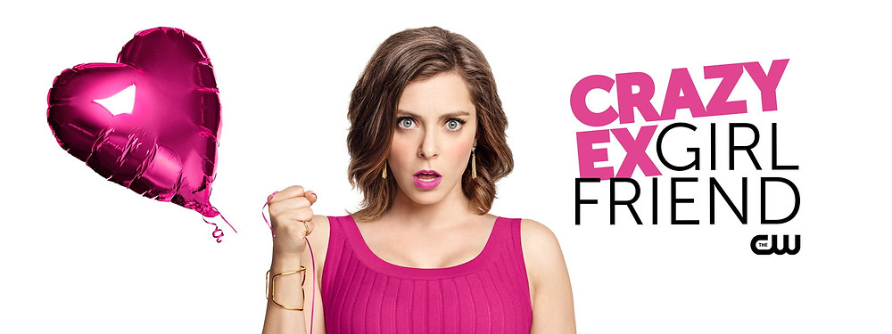 Banner ad for Crazy Ex-Girlfriend