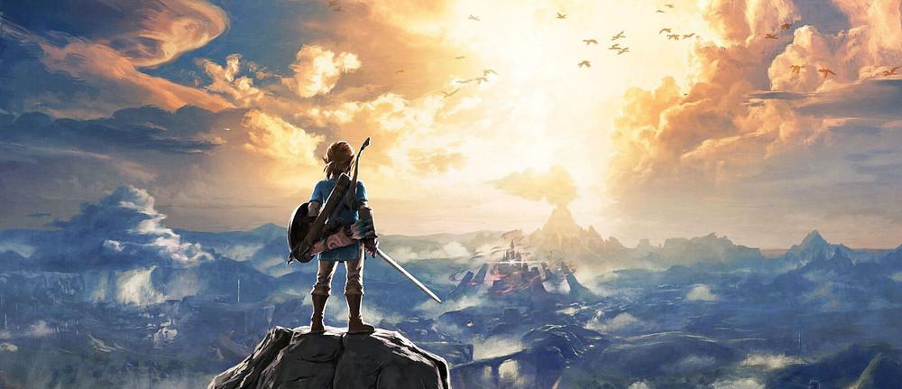 Art from Legend of Zelda: Breath of the Wild