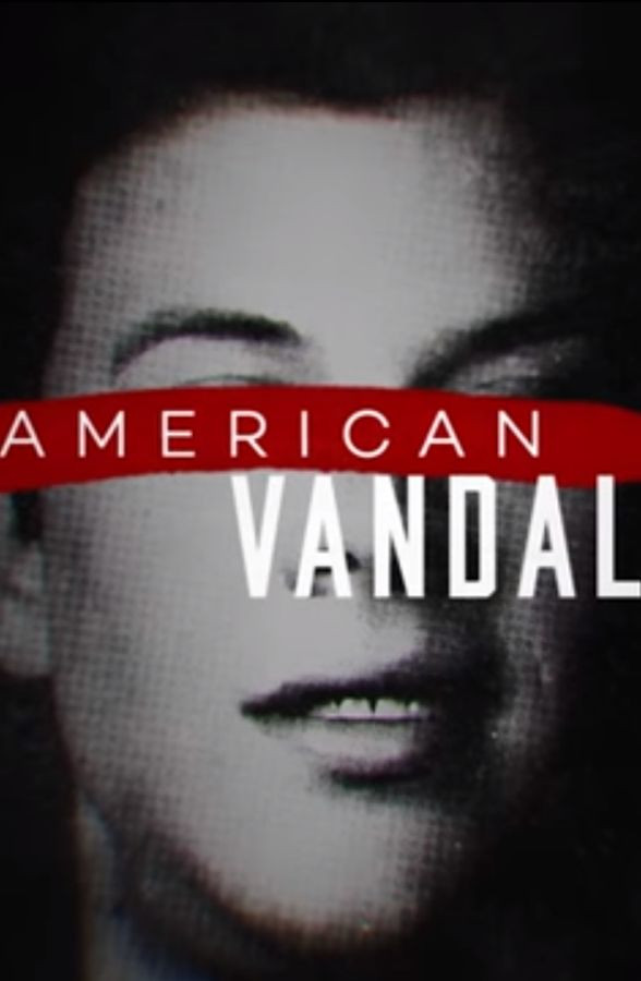 "Netflix poster for ""American Vandal"""