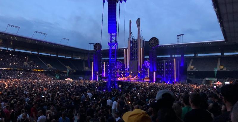 Rammstein Konzert Bern