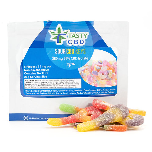 Tasty CBD Gummies