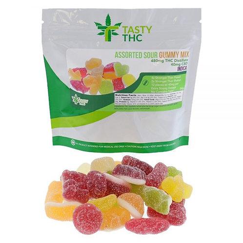 Tasty THC Mix Variety