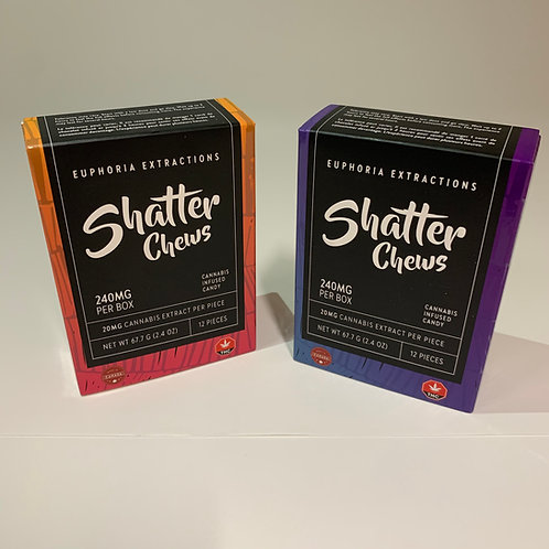 Shatter Chews 240mg