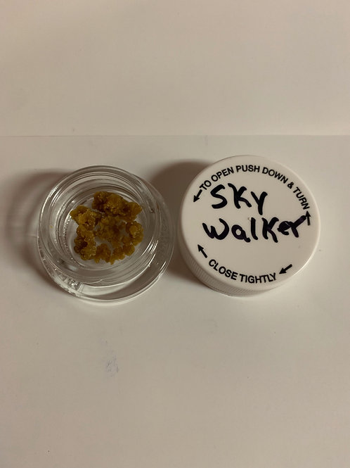 In-House Crumble / Wax