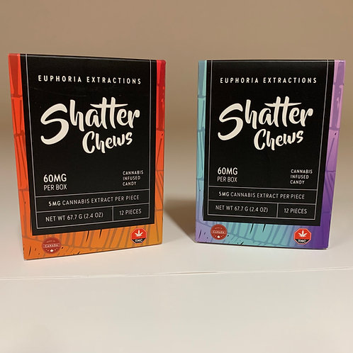 Shatter Chews 60mg
