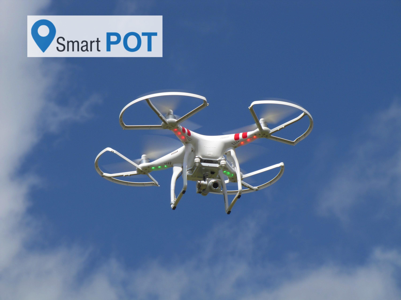 DroneSmartPOT