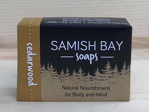 1-Ounce Cedarwood Soap