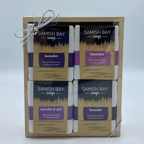 Holiday Lavenders 4-Pack