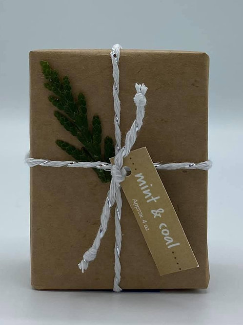 4-Ounce Paper Wrapped Mint & Coal