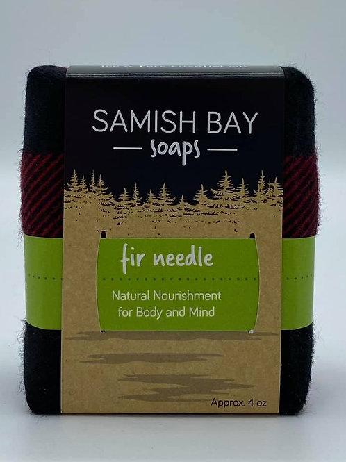 4-Ounce Cabin Collection Fir Needle Soap