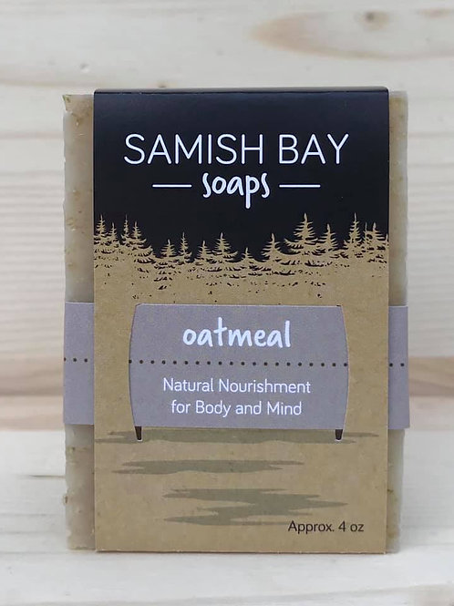 4-Ounce Oatmeal Soap